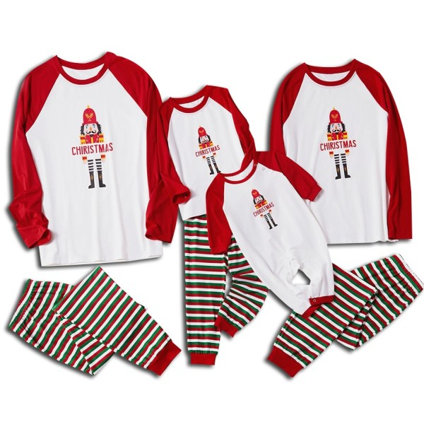 Weihnachtsfamilie Pyjama Set - Mama Set