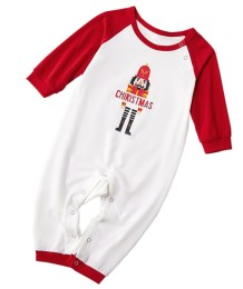 Conjunto de pijama familiar navideño - Baby Rompers
