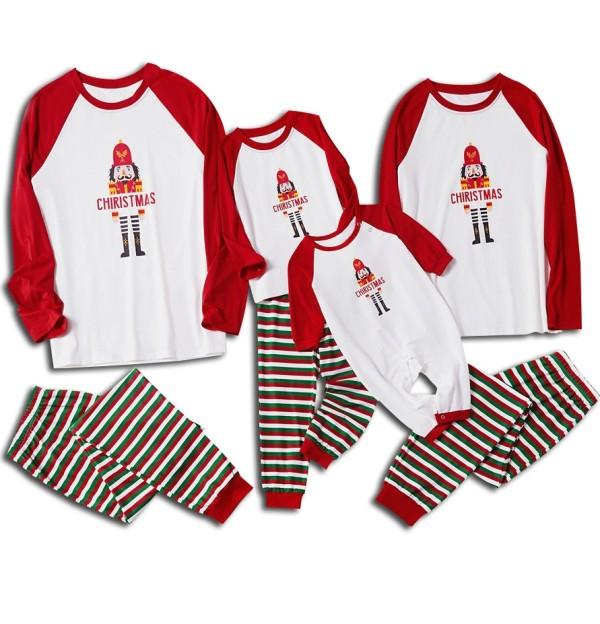 Conjunto de pijama de Natal para família - Conjunto de papai