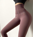 Sports Fitness High Waist Corset Yoga Leggings