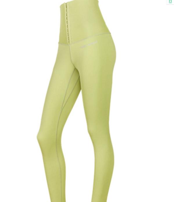 Sport Fitness hoge taille korset yoga legging