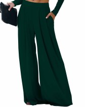 Herbst Casual Solid Wide Hose