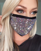 Party Stylish Gliter Face Cover (2PC Set)