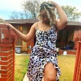 Vestido largo con correa lateral con abertura con estampado de leopardo de verano