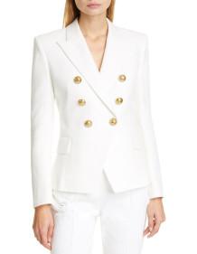 Office Elegant Long Sleeve Regular Blazer