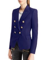 Office Elegant Langarm Regular Blazer