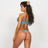 Sexy Lace BH und Slip Dessous Set