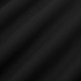 Sommer Solid Color O-Ausschnitt Plissee Office Midi Kleid