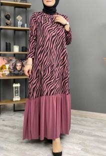 Dubai Arab Middle East Muslim Kaftan Islamic Abaya Dress