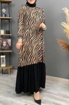 ドバイアラブ中東イスラム教徒カフタンイスラムアバヤドレス