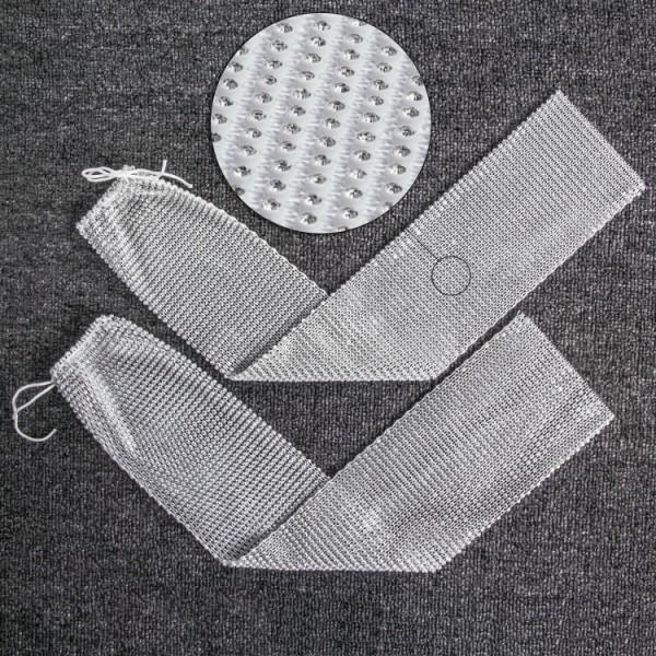 Sommer Kristallärmel Handschuhe
