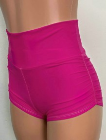 Short de jogging rose à taille large Summer Sports