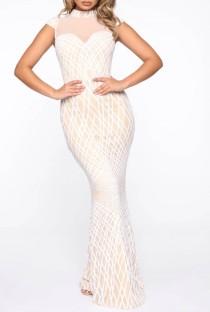 Summer Sequins Formal Mermaid Evening Dress