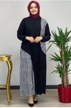 夏ドバイアラブ中東イスラム教徒カフタンイスラムアバヤロングローブ