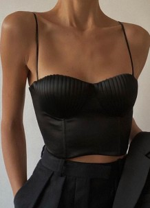 Sommergurt Sexy Party Crop Top