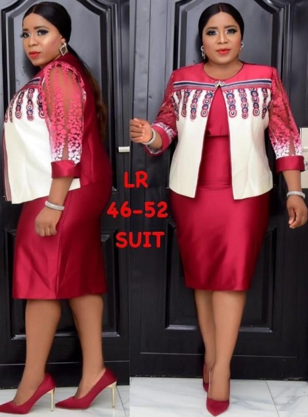 Летнее платье для матери невесты из 2 предметов