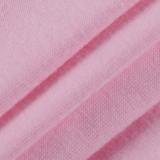 Gilet corto con cinturino corto rosa con stampa casual estiva