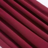Vestido de oficina lápiz de manga corta rojo vintage de verano
