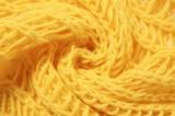 Festa de verão sexy amarela oca arrastão saia longa