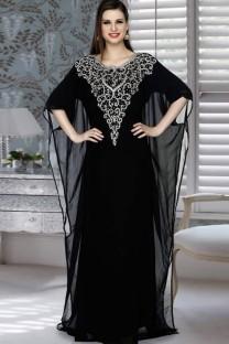 Арабский Дубай Арабский Ближний Восток Турция Марокко Исламская одежда Кафтан Абаяс Мусульманское платье