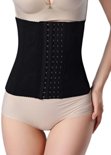 Sexy Underbust Black Corset Underwear