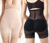 Sexy Lace Patch Underbust Butt Lift Shorts Ropa interior