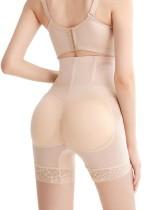 Sexy Lace Patch Unterbrust Butt Lift Shorts Unterwäsche