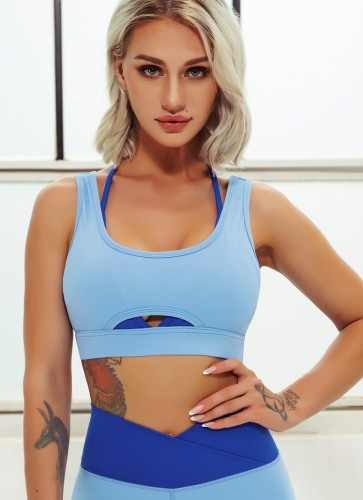 Sexy Colors Double Layers Gym Sports Workout Yoga Tank Tops