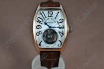 フランクミューラーFranck Muller Casablanca RG/LE Asian Flying Tourbillon Handwindトゥールビヨン