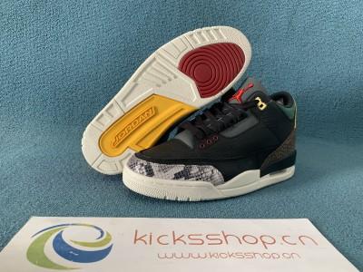 """Authentic Air Jordan 3 SE """"Animal Instinct 2.0"""""""