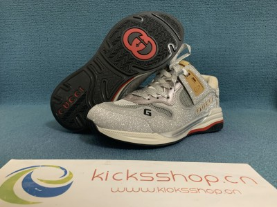 Men's Rhyton sneaker with Gucc1 print