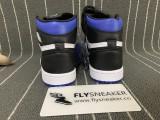 "Authentic Air Jordan 1s "" Royal Toe"""
