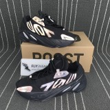 "Authentic Adidas Yeezy Boost 700  MNVN ""Black"""