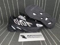 "Authentic Adidas Yeezy Boost 700  MNVN ""Black"""