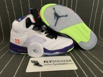 "Authentic Air Jordan 5s ""Alternate Bel-Air"""