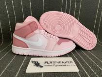 Authentic Air Jordan1 GS pink