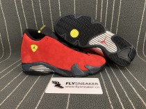 Authentic Air Jordan 14 Retro Ferrari