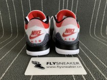 "Authentic Air Jordan 3 SE DNM"" Fire Red"""