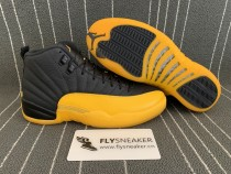 Authentic Air Jordan 12 Retro 'University Gold'