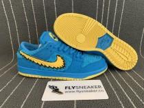 Grateful Dead x Nike SB Dunk Low  blue