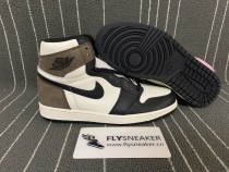 "Authentic  Air Jordan 1 High OG ""Dark Mocha"""