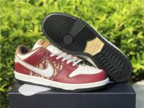 Nike Dunk Low SB x Dior