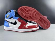 Authentic Jordan1s GS Fearless