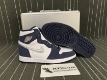 """Authentic Air Jordan 1""""Co.JP""""   with special box"""