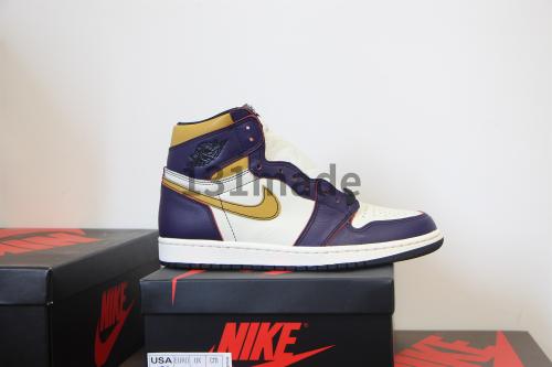 Air Jordan One x NIke SB High OG Court Purple