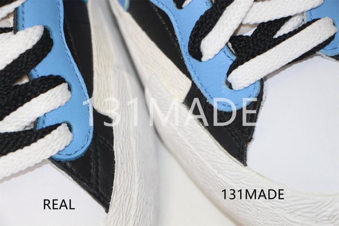 Sacai x Nike Blazer Mid Black Blue