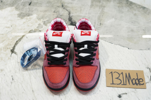 Nike SB Dunk Low Red Lobster