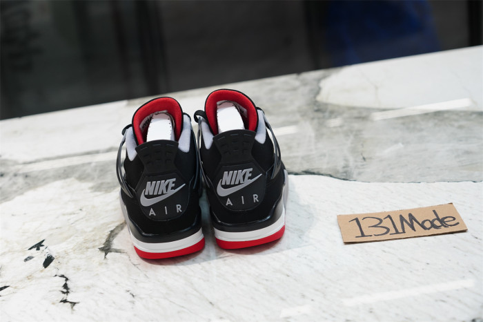 Air Jordan 4 Retro Bred 2019