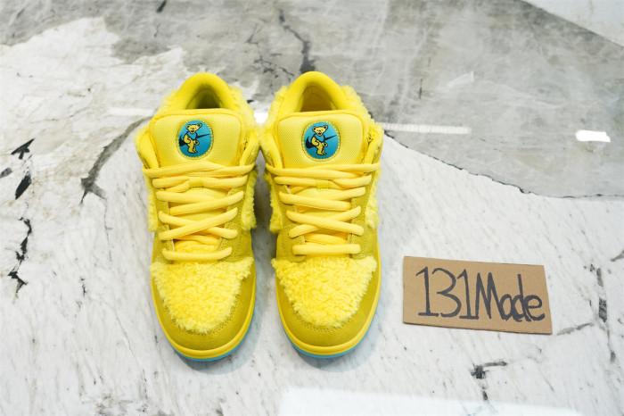Nike SB Dunk Low X Grateful Dead  Opti Yellow