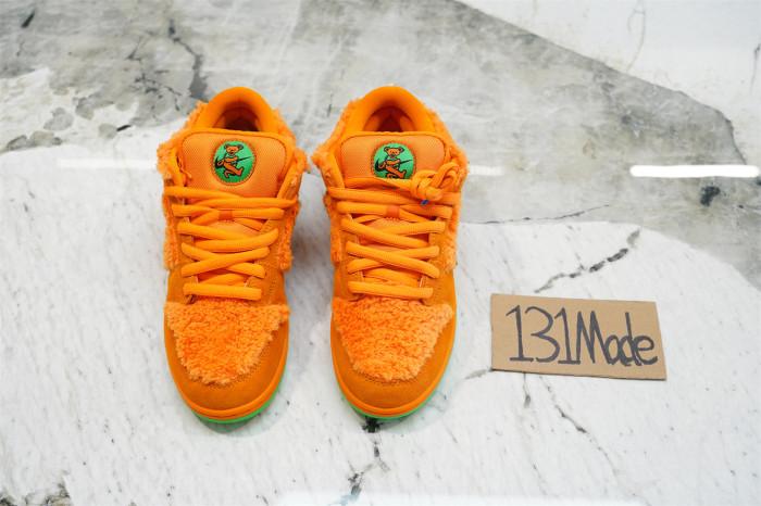 Nike SB Dunk Low X Grateful Dead  Orange Bear